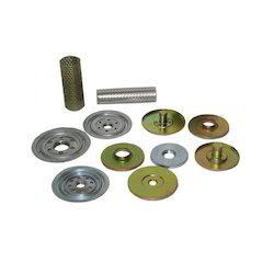Sheet Metal Machine Component