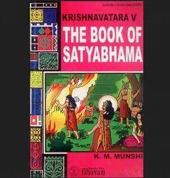 Krishnavatara V: The Book Of Satyabhama