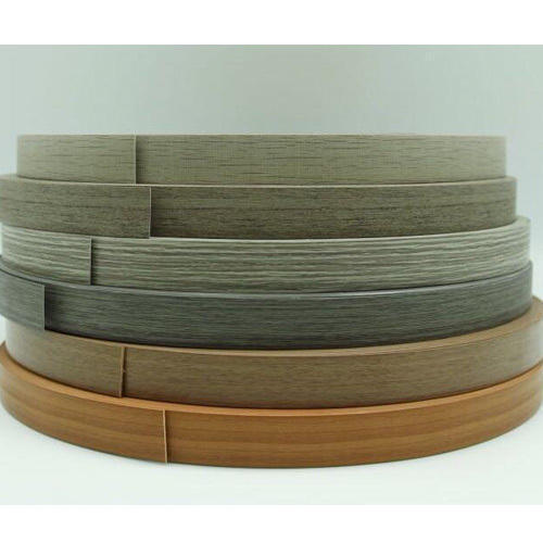 Brown Wood Grain Edge Band Tape, For Industrial And Commercial
