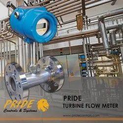 Turbine Flow Meter