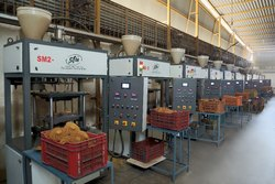 Shell Moulding Machine