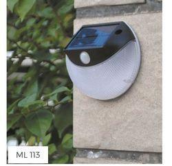 Wall Mounted Outdoor Solar Light