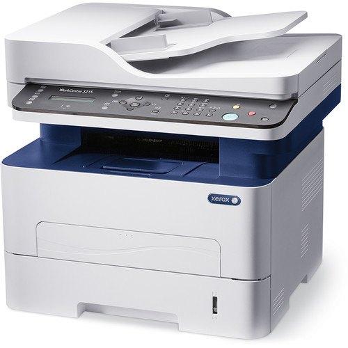 Xerox WorkCentre 3215NI Color Multifunction Printer, Upto 27 ppm