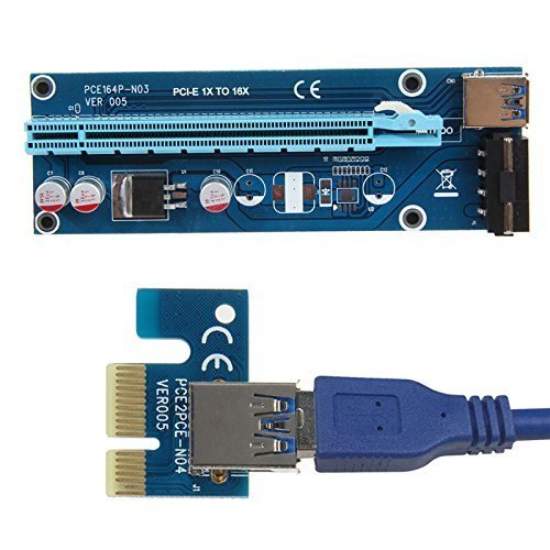 Pcie Pci E Pci Express Riser Card 1x To 16x Usb 3 0 Data Cable Sata To 4pin Ide At Rs 199 Piece प स आई क र ड Maruti Online Private Limited Ahmedabad Id 18642589091