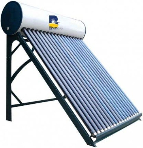 ETC/FTC Solar Water Heater, for Industrial/Domestic, Capacity: >100 litres