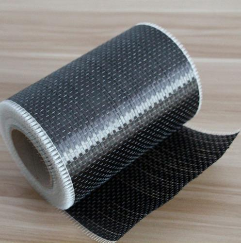 Black Stitched Unidirectional Woven 300 Gsm Carbon Fiber