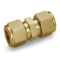 Brass Straight Union
