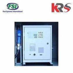 Mobile Fuel Dispenser With Printer Slip
