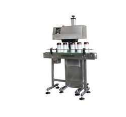 Fully Automatic Induction Cap Sealing Machine