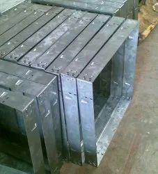 Rectangular Stainless Steel Frames, Dimension/size: 610 X 610 X 1.50mm Thickness