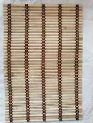 Artkeval Rectangular 3 MM Bamboo Blinds