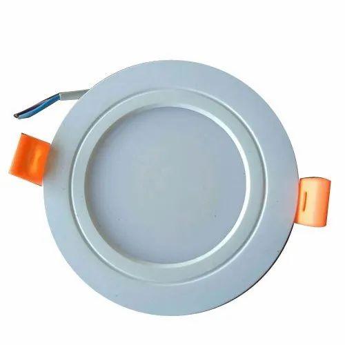 Ceramic 7 W 5W Round LED Concealed Lights
