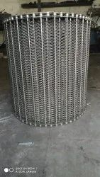 SS 316 WIRE MESH CONVEYOR BELT