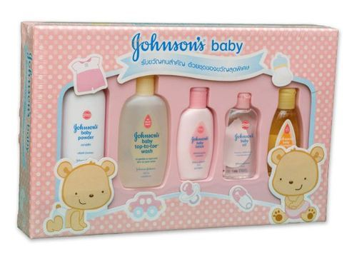 457f9260e02 Johnsons Baby Gift Set at Rs 550