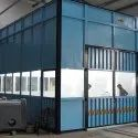Down Draft Dry Type Booth