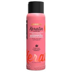 Women Herbal Keratin Shampoo, For Professional , Packaging Type: Plastic Bottle