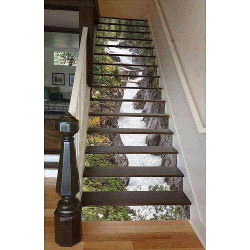 Wallpaper Stairs: Staircase Wallpaper At Rs 40 /square Feet