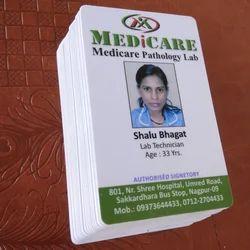 Rectangular PVC ID Card