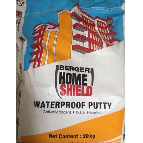 Berger Wall Coating Waterproof Wall Putty Packing Size 20 Kg Rs 952 Piece Id 15983754197
