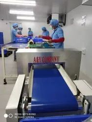 A To Z Magnets Conveyor Metal Detector