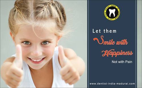 Pediatric Dentistry, Dental Treatment Services - Deivam