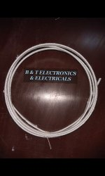 High Temperature Thermocouple Cable