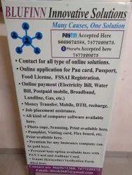 Service Provider Online Services