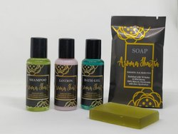 Aroma Shastra Hotel Guest Amenities  Kit