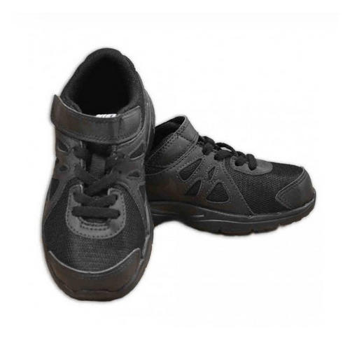 e2e28b55a438d Boy School Wear Nike Revolution II Black Velcro School Shoes