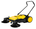 Plastic Manual Sweeping Machine For Office