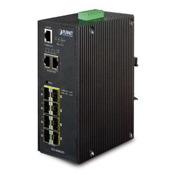 L2 Ring Managed Gigabit Ethernet Switch IGS-10080MFT