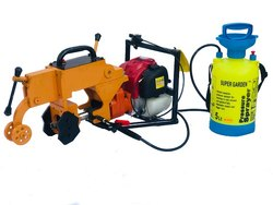PORTABLE RAIL DRILLING MACHINE