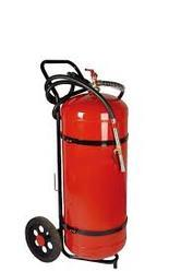 Water Type Fire Extinguisher 50 Liter Capacity