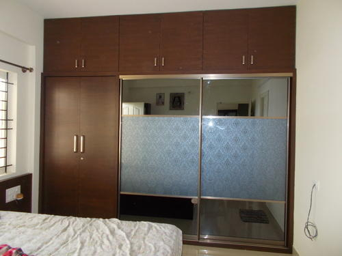 Built In Bedroom Cupboard Designs in Arumbakkam Chennai Aamphaa