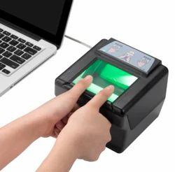 BIS Registration for Optical Fingerprint Scanners