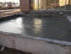 Mak Contractors Cellular Light Weight Concrete, Thickness Of Glass: 5 To 40mm