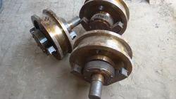 Crane Wheel Assembly