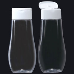 40ml HDPE Flat Bottle with 20mm FTC
