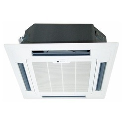 White Commercial Air Conditioner