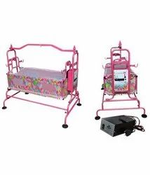 Battery Operated Automatic Baby Cradle