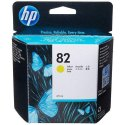 HP 82 69-ml Yellow Design Jet Ink Cartridge (C4913A)