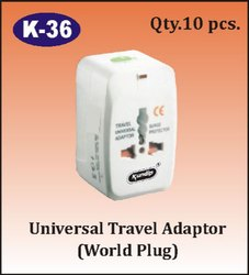 K-36 Universal Travel Adapter