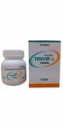 Tenvir L Tenofovir Tablets