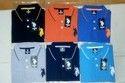 Men's Polo Collar T-Shirt