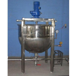 SS Steam Jacketed Kettles