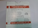 Potassium Chloride For Injection I.P.