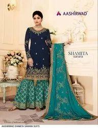 Designer Sarara Suits