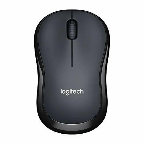 53f08542f4f Logitech Wireless Mouse, लॉजिटेक कंप्यूटर माउस ...