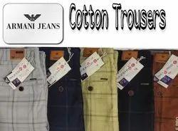 Cotton Trouser Pant