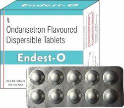 Ondansetron Flavoured Dispersible Tablets